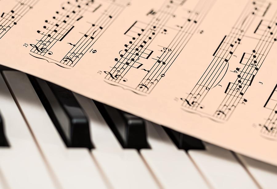 1)音楽理論を学ぶ