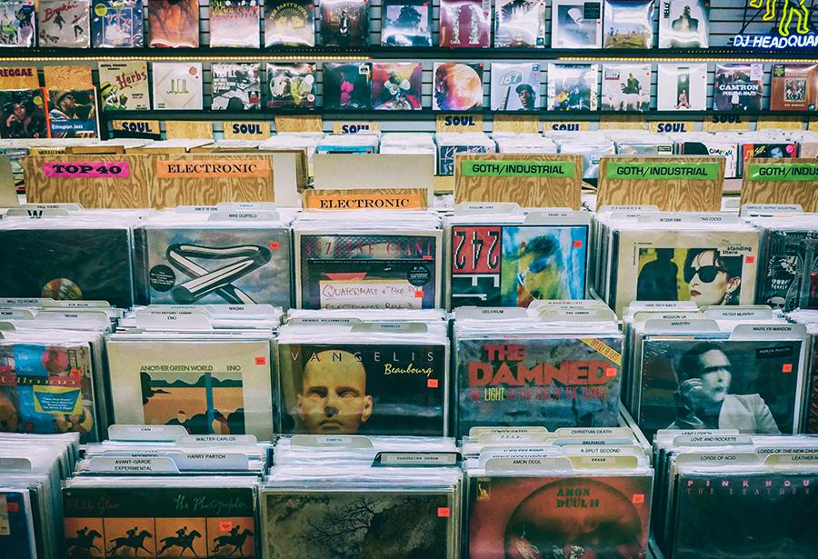 1)耳コピの材料を100曲分集める
