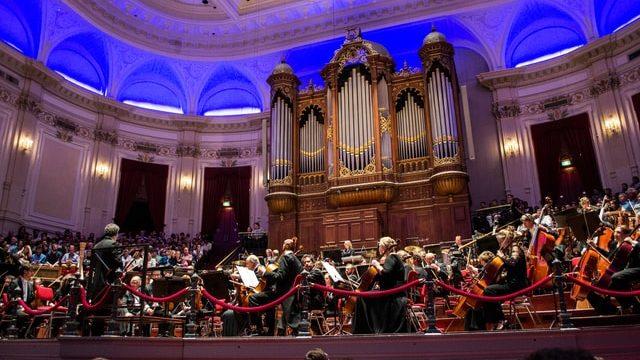 5)生のオーケストラを聴きにいく