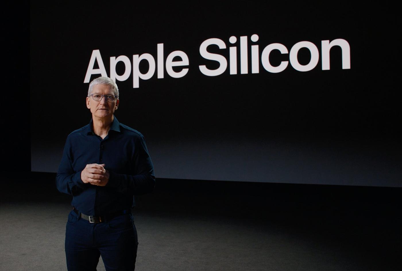 Apple製独自チップ「Apple Silicon」について