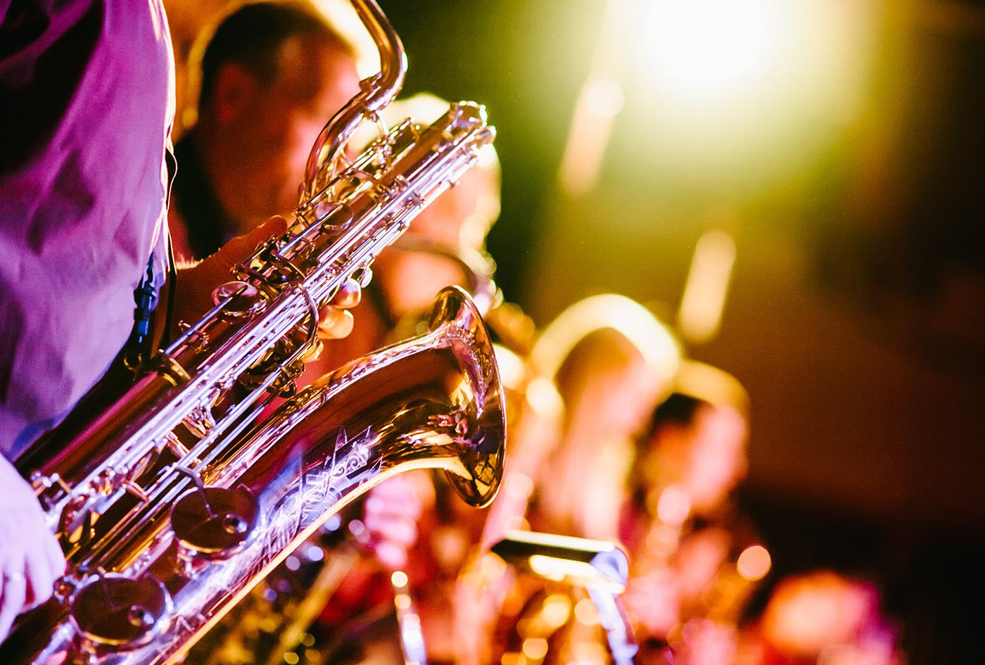 ホーンセクションを構成する各楽器の音域