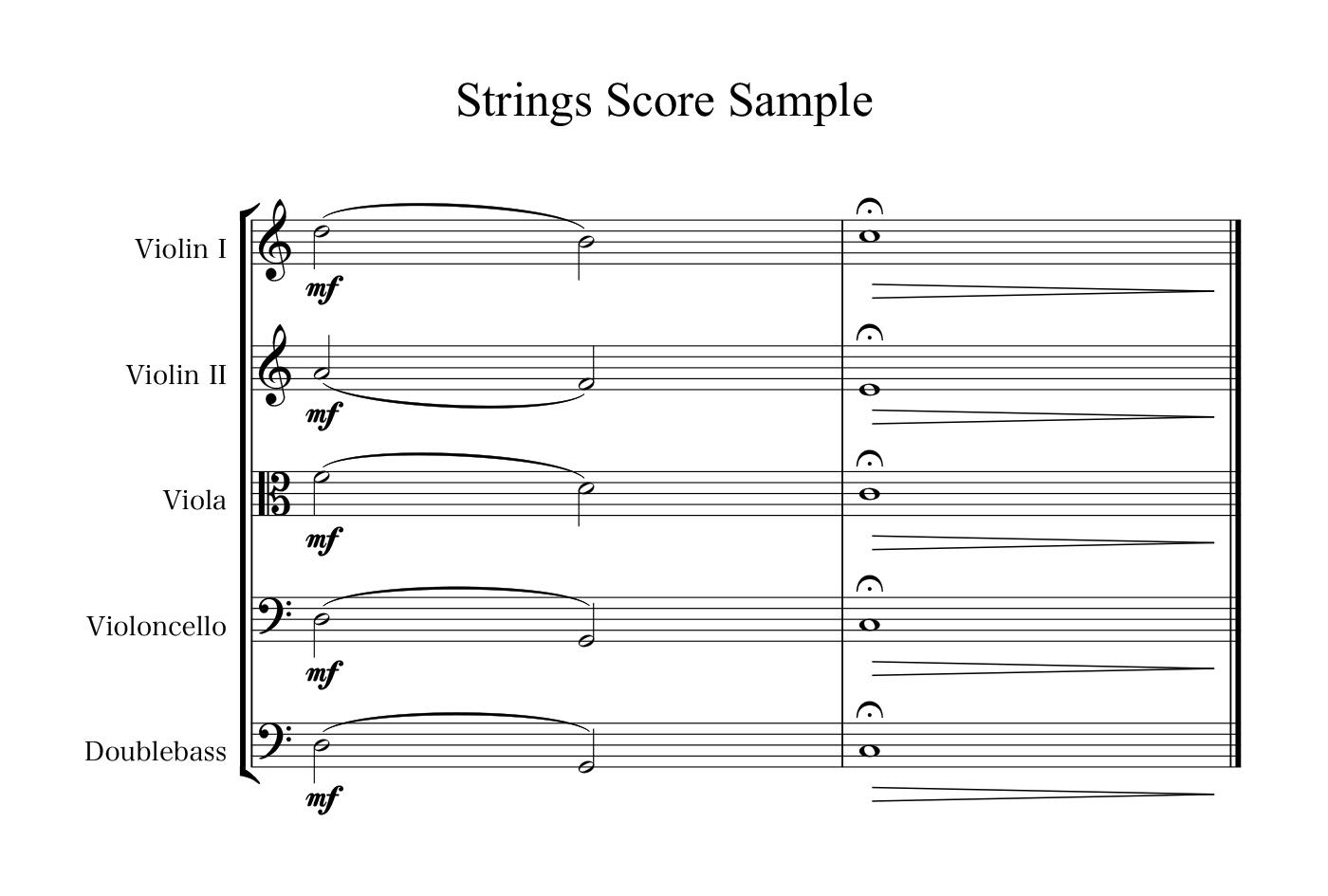 【参考】ストリングスのスコアの例