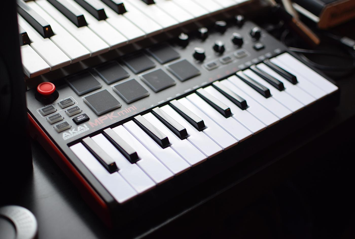 MIDIの基礎知識①:ノート入力の基礎
