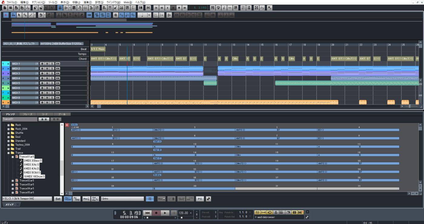プラモ感覚で簡単作曲!ABILITY3.0の「メディアブラウザ」機能を完全解説!